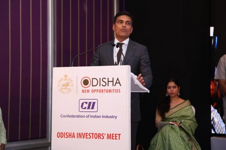 Shri Sajjan Jindal, Chairman, JSW Group announces ...