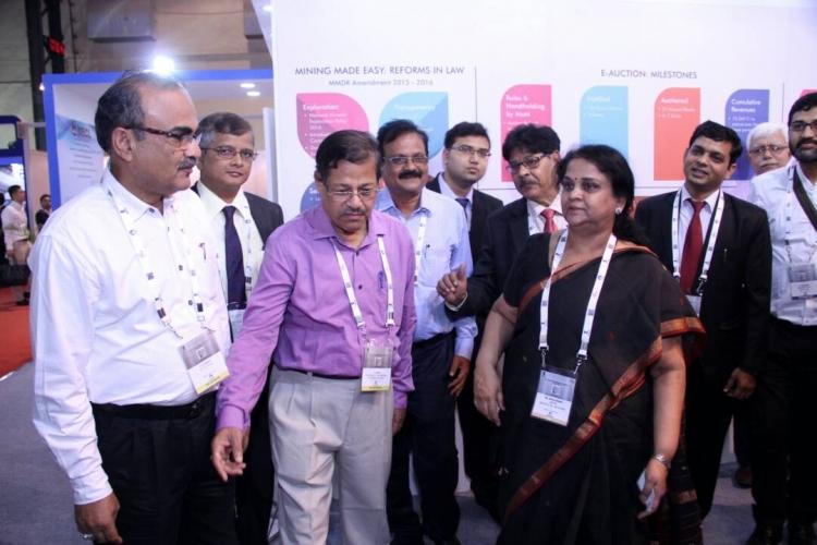 Dr. Aruna Sharma, Secretary Ministry of Steel, Gol ...