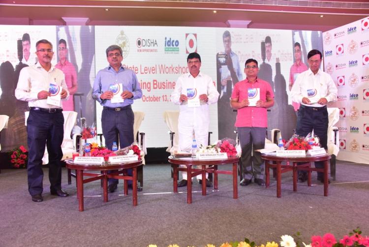 Honble Minister Industries,  Shri Niranjan Pujari is ...