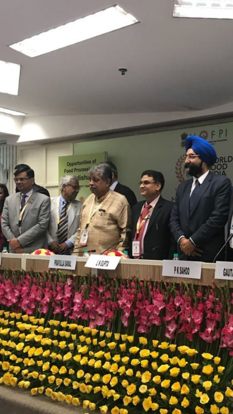 Shri RS Sodhi, MD, Amul spoke about how Odisha became the second largest market  for Amul #WorldFoodIndia