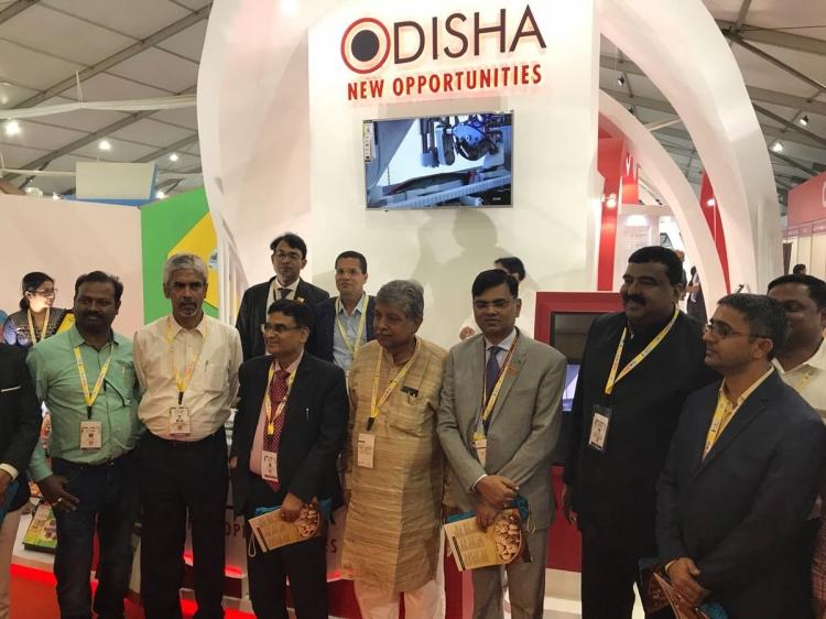 Delegation team led by Honble Minister MSME, Shri ...
