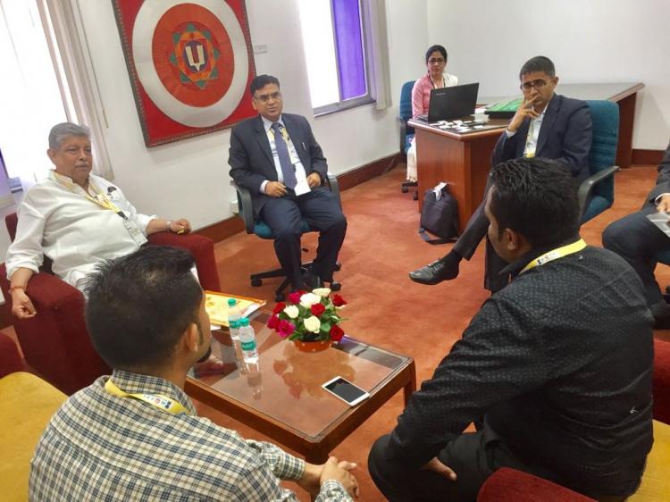 Honble Minister, MSME Shri Prafulla Samal & Addln ...
