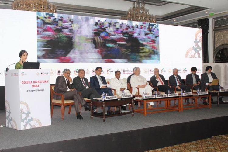 MIO Investors Meet August 2018 Mumbai