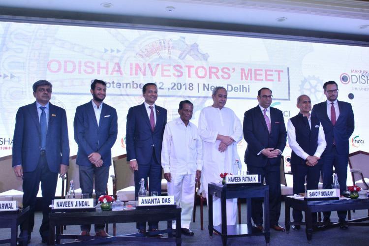 Odisha Investors Meet Delhi