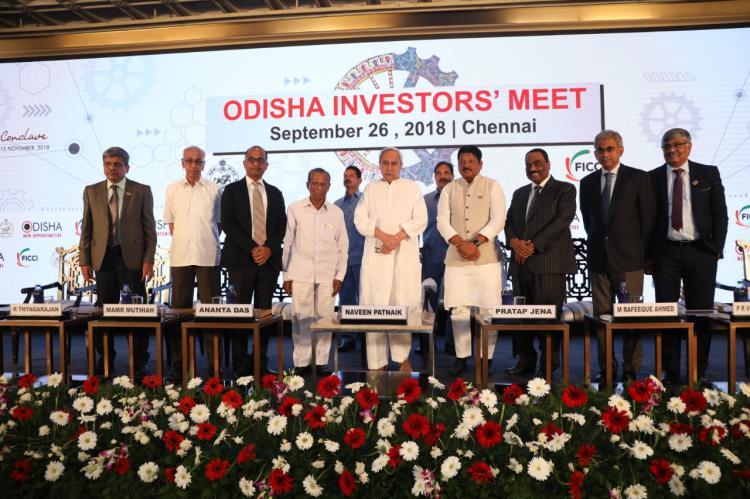 Odisha Investors Meet Chennai