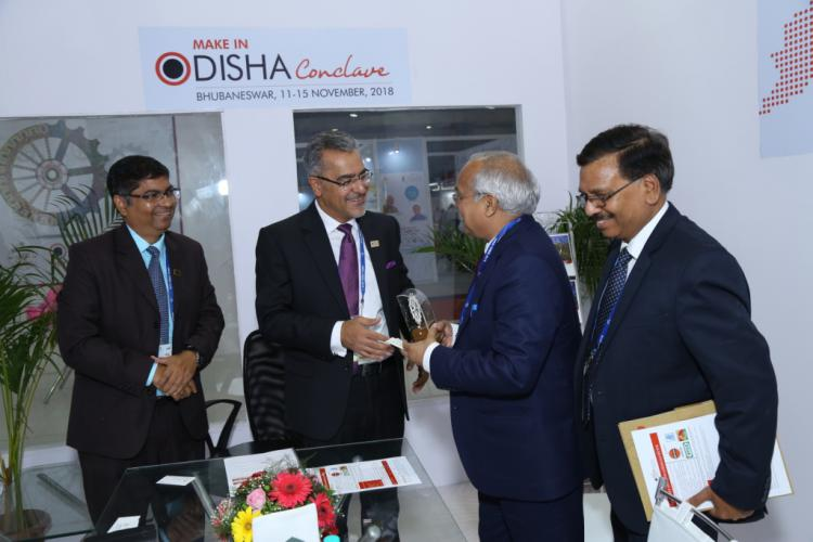 Meeting with Mr. Prabh Das, MD& CEO (HPCL Mittal Energy Ltd)