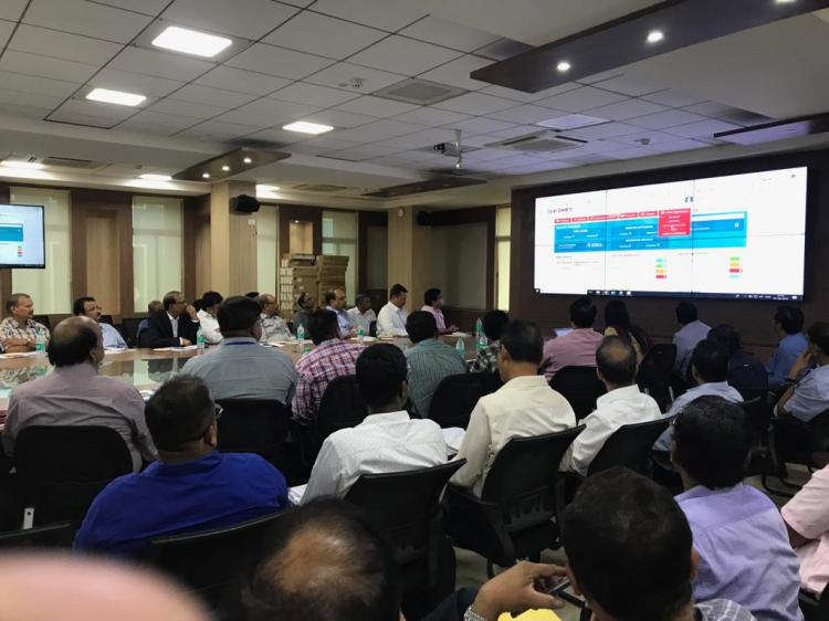 "8th session of ""industry Care"" programme from the industrial units of Anugul, Deogarh, Gajapati, Kalahandi, Koraput, Malkangiri, Mayurbhanj, Nawarangpur, Kandhamal, Rayagada, Sonepur Districts held on 01.06.2019 (Saturday) at 11:00AM"