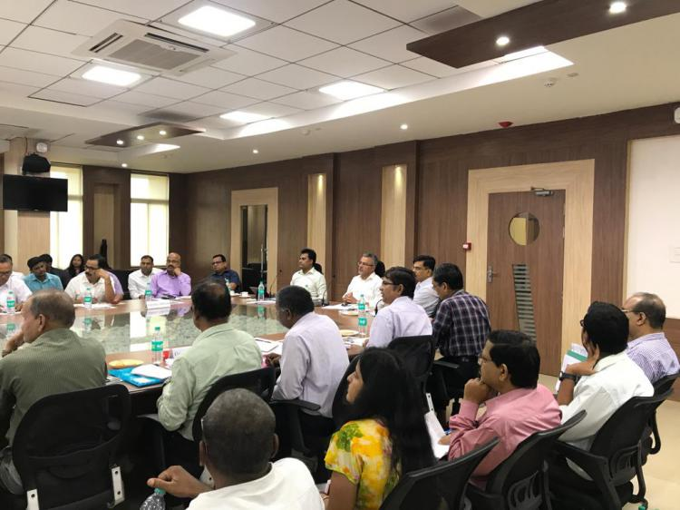 """9th session of """"industry Care"""" programme from the industrial units of Puri, Khordha, Nayagarh and Kendrapada Districts held on 30.07.2019 (Tuesday) at 11:00AM"""
