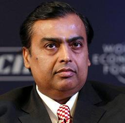 Mukesh D. Ambani
