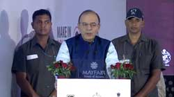 Mr Arun Jaitley